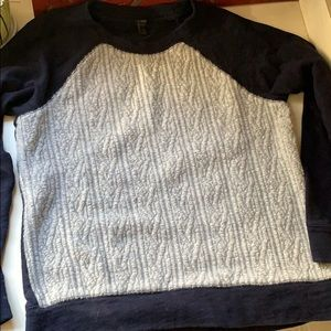 J crew sweatshirt. Size medium.